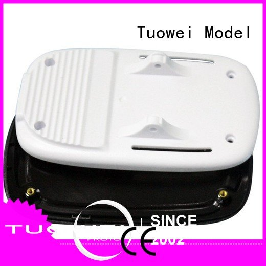 Tuowei cosmetic abs rapid prototype suppliers equipment for metal