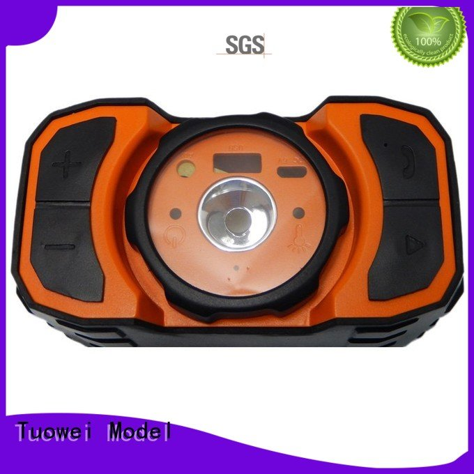 Tuowei voicecontrolled medical rapid prototyping manufacturer for plastic