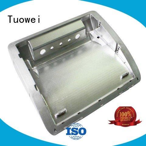 devices rapid prototype aluminum extrusion equipments for plastic Tuowei
