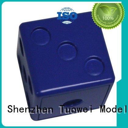 dice rapid prototyping services prototype for plastic Tuowei