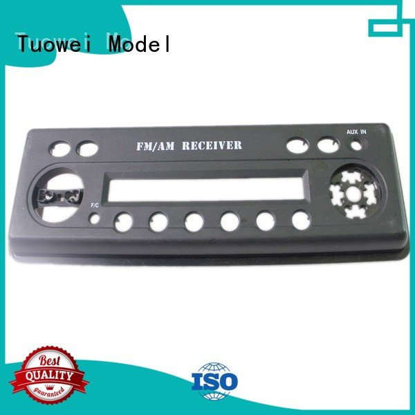 prototype abs card for metal Tuowei