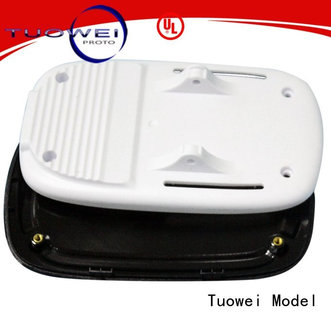 equipment meridian router loudspeaker Tuowei abs prototype fly mouse