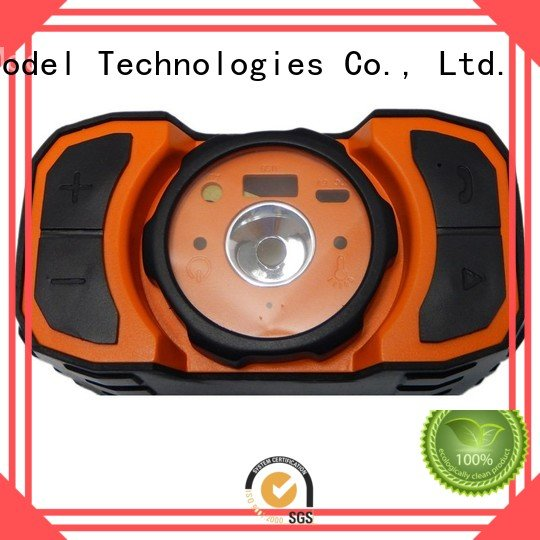 meridian ABS Prototype headlights for industry Tuowei