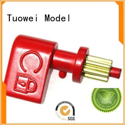 small batch machining precision parts prototype services case Bulk Buy indicator Tuowei