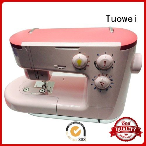 Tuowei sewing ABS Prototype router for aluminum