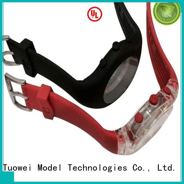 score silicone rapid prototyping design for metal Tuowei