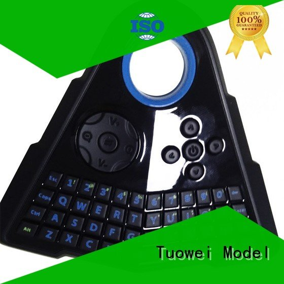 device wheel box slasls ABS Prototype Tuowei