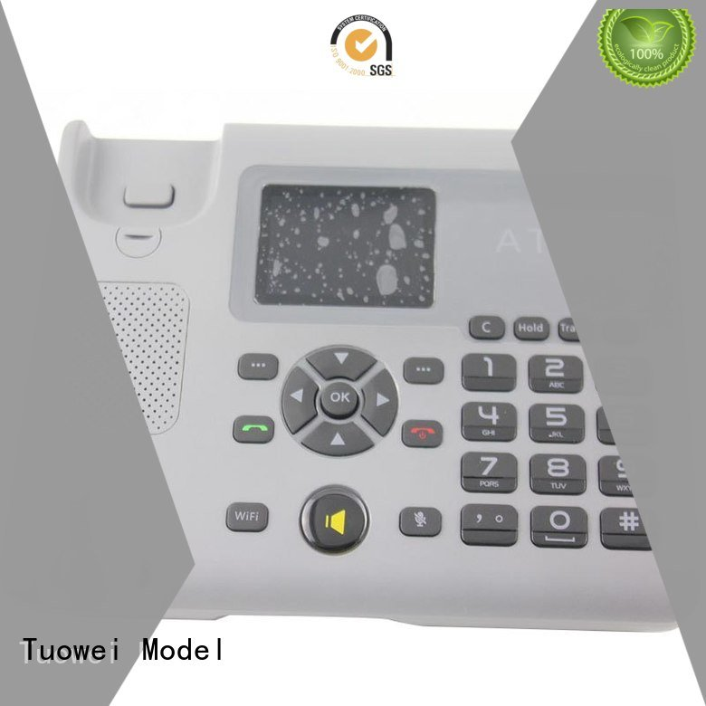 Tuowei phone abs rapid prototype,professional abs prototypes instrument for plastic