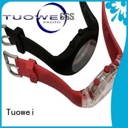 pot wheel vacuum casting prototypes reader Tuowei company