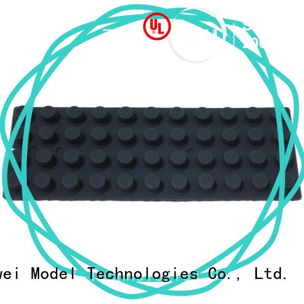 Tuowei silicone vacuum casting rubber prototyping suppliers China customized
