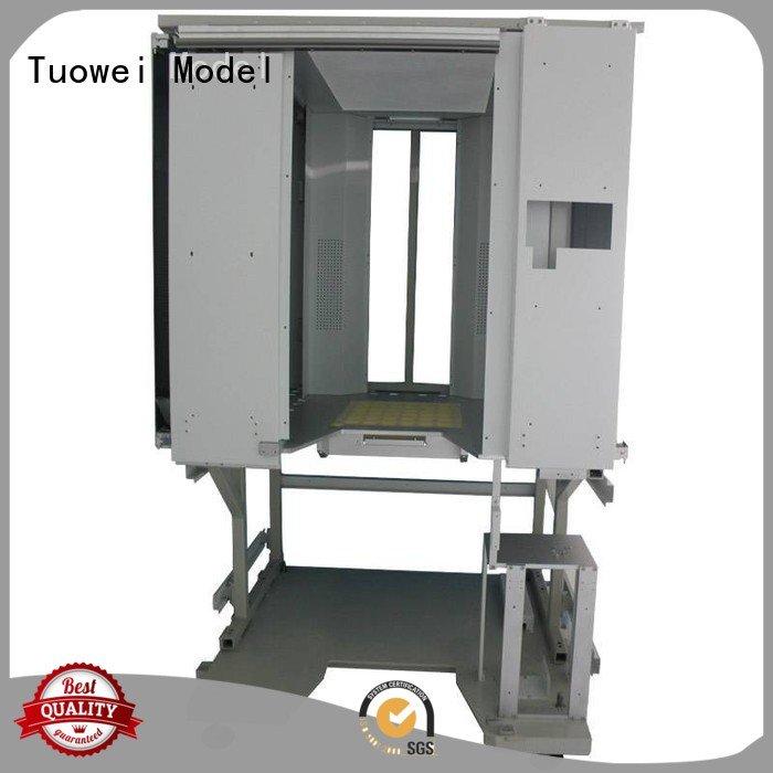 Tuowei rapid cnc prototyping supplier