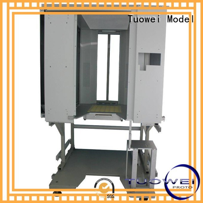 Tuowei bigsize rapid prototype stainless steel casting customized