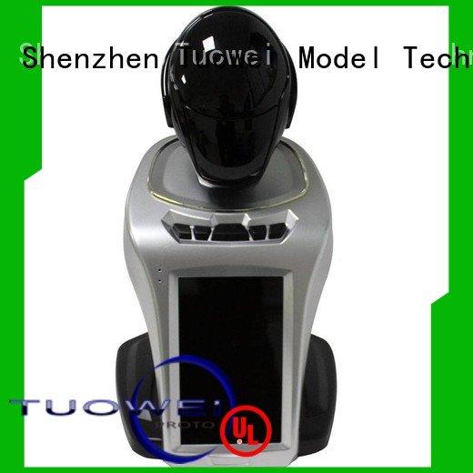 Quality Tuowei Brand tv ABS Prototype
