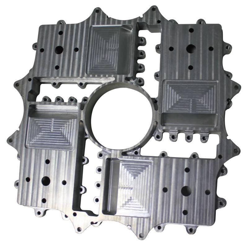 Tuowei Aluminum Alloy Cavity Prototype Aluminum Alloy Prototype image1