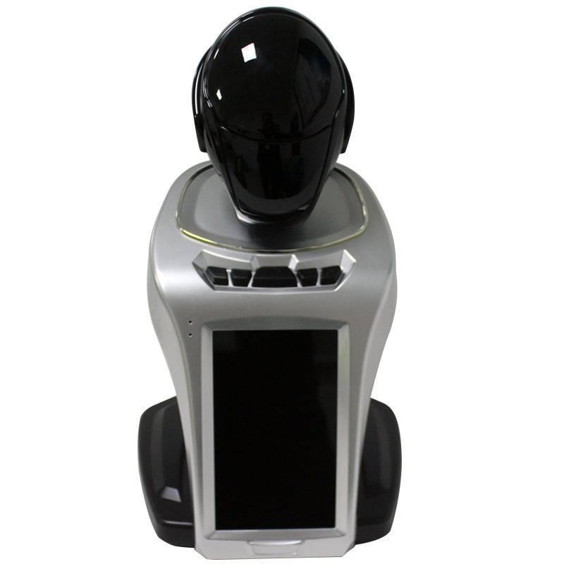 Voice-Controlled Robot Prototype