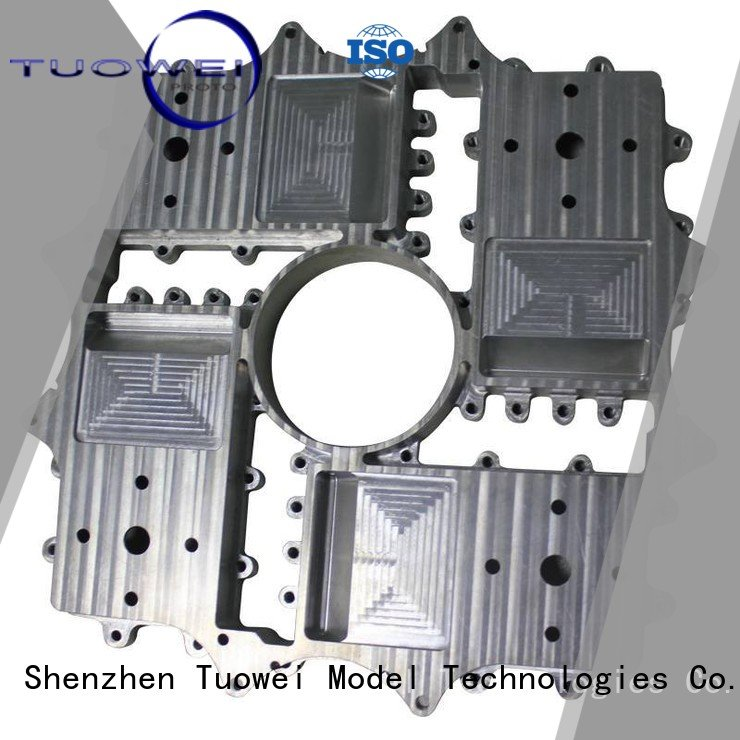 parts turning brass medical devices parts prototype Tuowei Brand