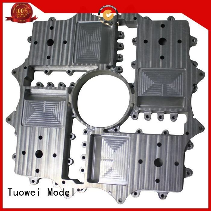 testing alloy cavity Tuowei medical devices parts prototype