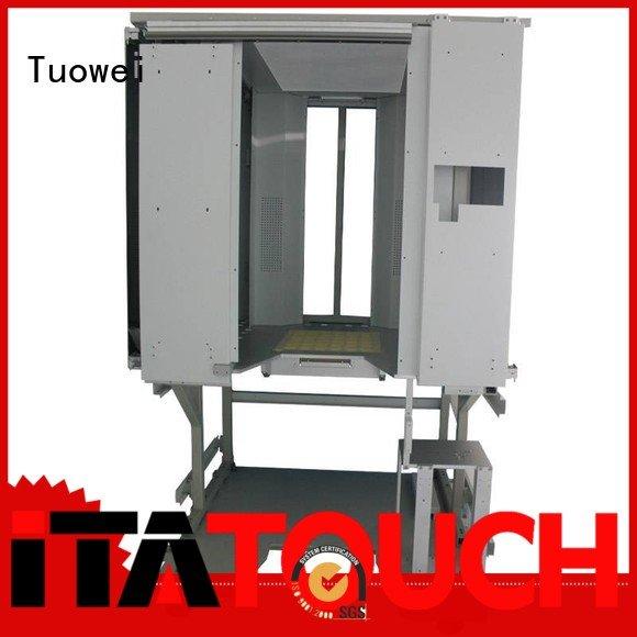 Tuowei steel steel prototyping supplier for plastic