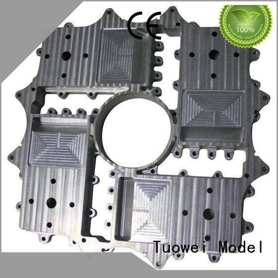 metal aluminum rapid prototyping design for metal Tuowei