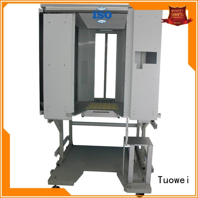 Tuowei turning prototype steel parts supplier