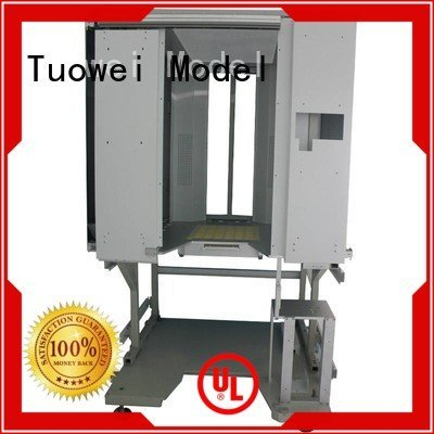 parts tooling bigsize medical equipment prototype Tuowei