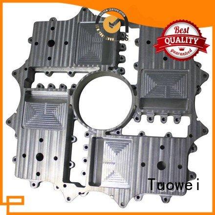 alloy cnc machining aluminum parts prototype manufacturer for metal Tuowei