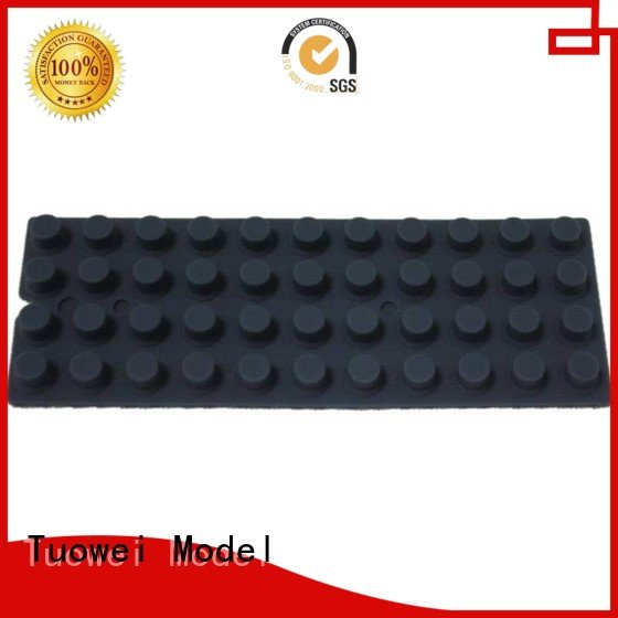 Tuowei indicator electrical silicone prototype supplier for industry