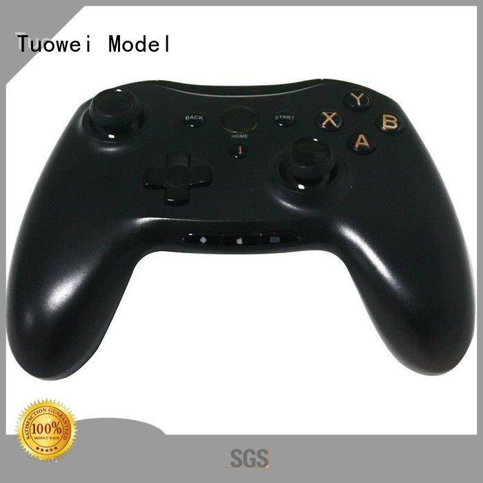 Tuowei cosmetic rapid prototyping service online customized for plastic