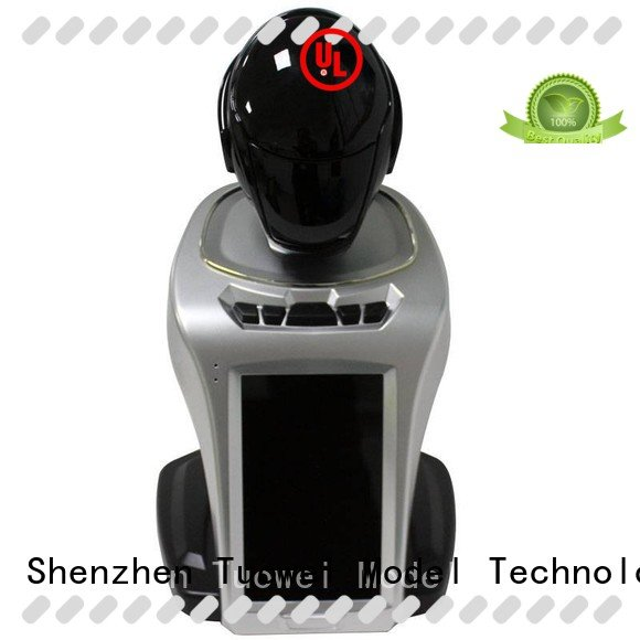 Tuowei cosmetic abs quick prototype service customized