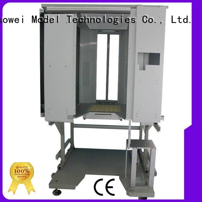 rapid metal prototype customized for metal