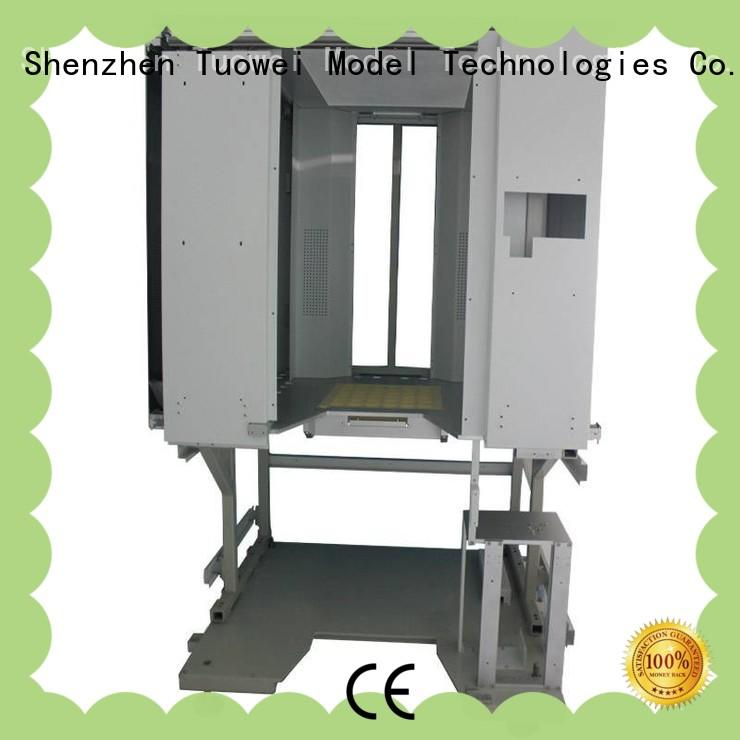 Tuowei rapid medical equipment prototype factory for industry