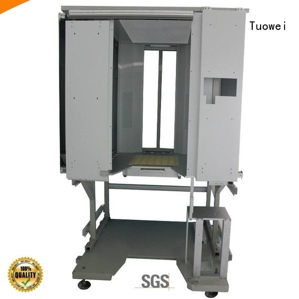 medical equipment prototype equipment Tuowei Brand cnc turning stainless steel parts prototype
