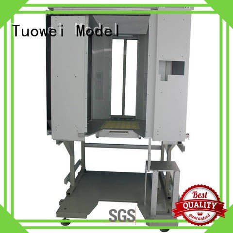 Tuowei medical steel prototyping design for metal
