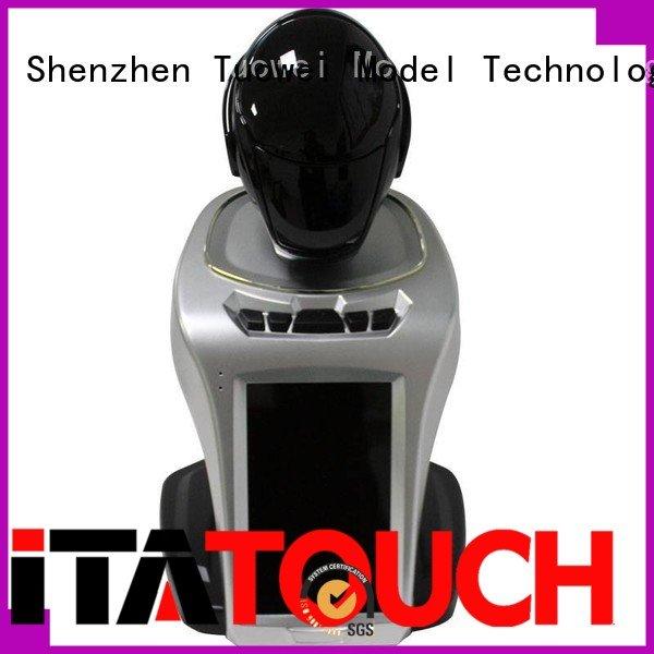 loudspeaker abs rapid prototyping equipment for aluminum Tuowei