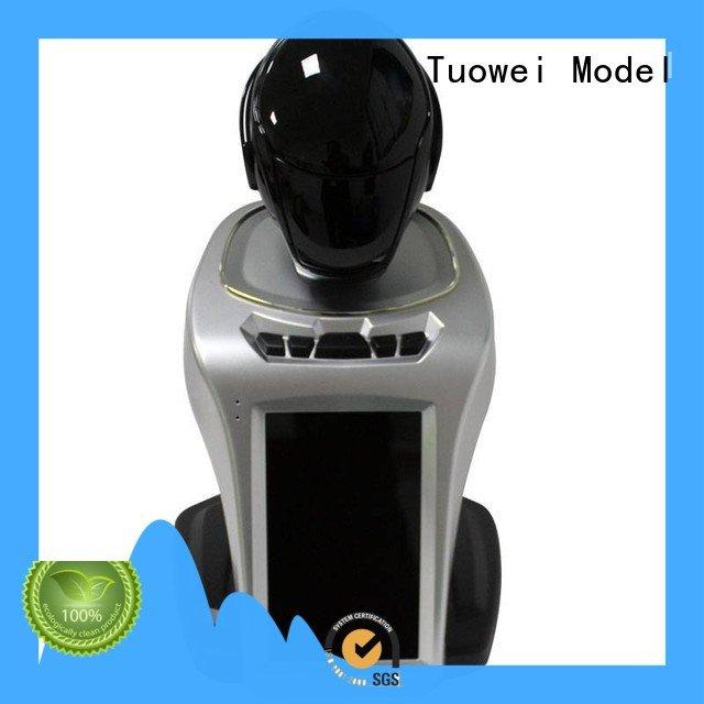 Tuowei cosmetic abs rapid prototype customized