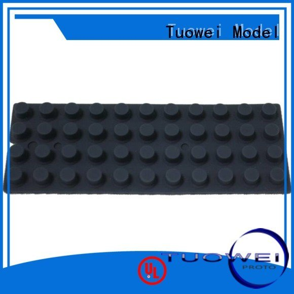 vacuum casting prototypes electrical watch electrical silicone prototype Tuowei Brand