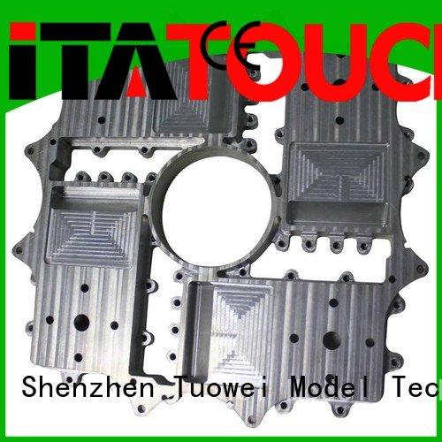 protoype medical devices parts prototype pen for plastic Tuowei