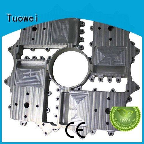 Tuowei equipments aluminum rapid prototype supplier factory