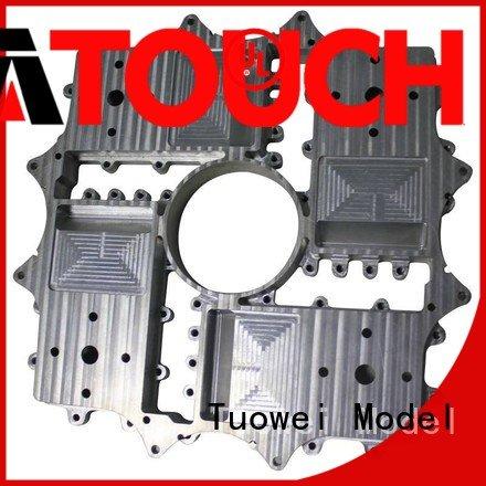 Tuowei rapid aluminium prototyping manufacturer for industry