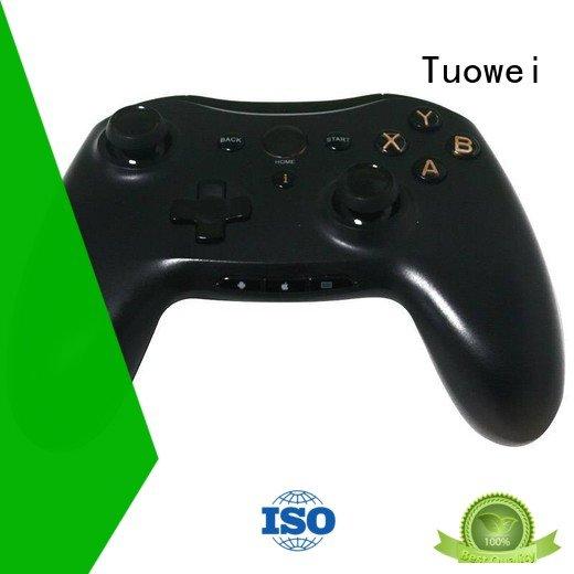 Tuowei phone cnc plastic prototype phone for industry
