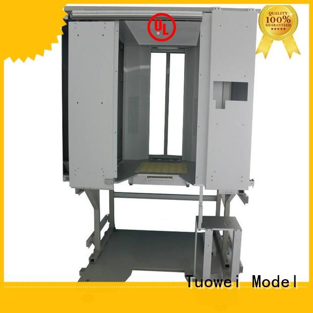 rubber equipment prototype Tuowei Brand cnc turning stainless steel parts prototype