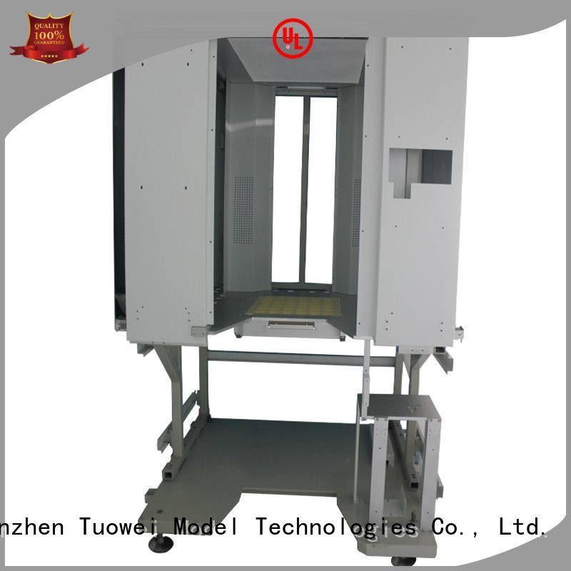 stainless steel prototyping prototype for industry Tuowei